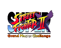 Super Street Fighter 2X - Grand Master Challenge